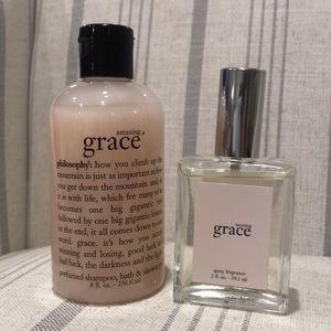 Philosophy Amazing Grace 2-Piece Set
